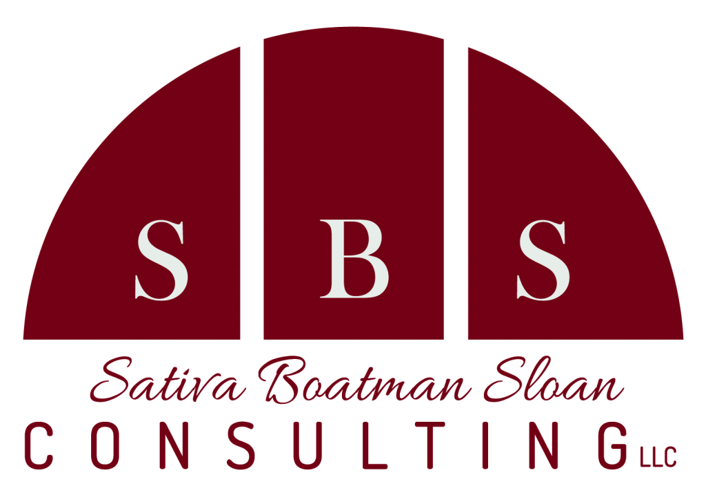 Sativa Boatman Sloan Consulting Large Logo